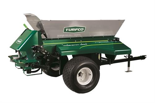 WideSpin 1550 Broadcast Topdresser