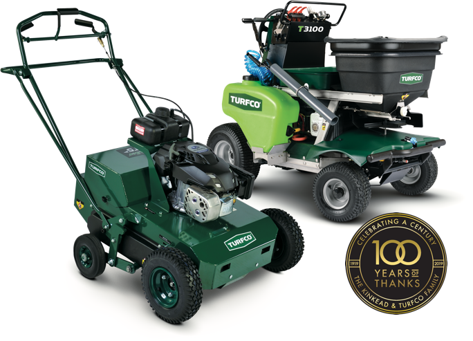 Turfco Equipment Models